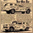 Jesel Brother's Yoo-Hoo-Too '56 Chevy Sedan Delivery : Drag Racing History