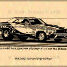 Dandy Dick Landy's Super Stock Dodge Challenger