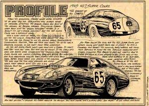 1965 Shelby 427 Super Coupe Cobra