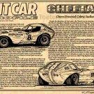 Cheetah Road Racer - Chevy-Powered Cobra Stalker