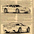 The Greenwood C4 G Corvettes Illustrated Series No. 165