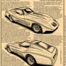 Motion Can-Am Spyder Corvette Illustrated Series No. 168