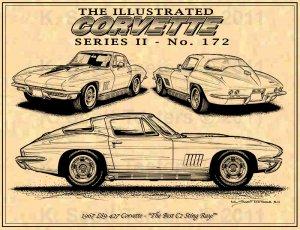 "1967 427 L89 Corvette ""The Best C2 Sting Ray?"""