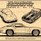 "The Knudsen's 1963 Corvettes ""Bunkie & Florence's Custom Creations"""