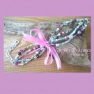 Eclectic Crystals, Pearls, Chains, Ribbons Bracelets, One-of-a-Kind,#TrendyTreasuresByRamona