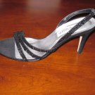 Womens Caparros Sequin Strappy Sandal Size 11
