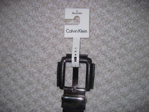 NWT Size Small Womens Calvin Kein Designer Belt