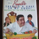 Emeril Lagasse Hardcover Cookbook Kids