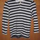 Boys Abercrombie Long XL Sleeve Top Polo Shirt