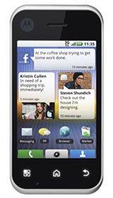 Motorola BACKFLIP (AT&T Unlocked) (Black)