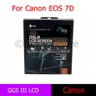 GGS III 3rd Generation DSLR LCD Screen Protector for Canon EOS 7D