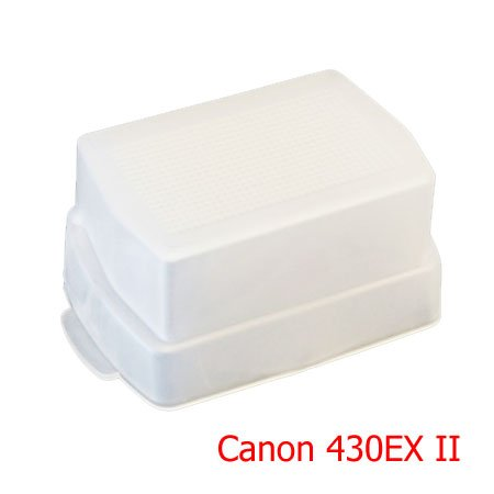 Flash Bounce Diffuser for CANON 430EX 430EXII 430EX II