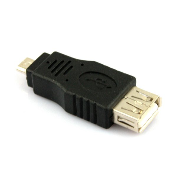 Standard USB 2.0 Female to Micro Male Adapter Converter