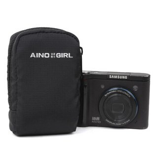 Bag Case Pouch AINO5 for Digital Camera Point Shoot DC Canon Nikon Samsung Sony