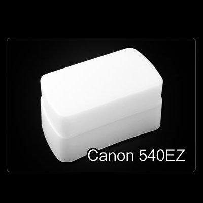 Flash Bounce Diffuser Soft Cover Fit Canon 540EZ Speedlite Flashgun