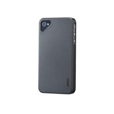 EGO Snap Case Cover Crack Series for Apple iPhone 4/4S (Titanium)