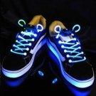 LED Light Shoelaces Party Flash Glow Stick Shoe Strap String