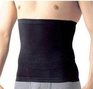 MEN'S Inner Muscle Belt Tummy Trimmer Stomach Slimming Belt Body Shaper Belt (L) Size