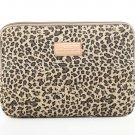 "12.1"" Canvas Leopard Laptop Cover Shakeproof Case for MacBook DELL ThinkPad SONY HP SAMSUNG"