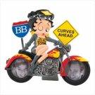 BETTY BOOP MOTORCYCLE FRAME sku 13332