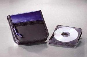 Zippered CD Case 1ct