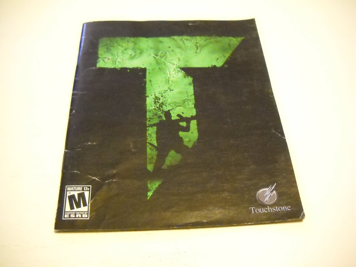 Manual ONLY ~  for Turok , PS3