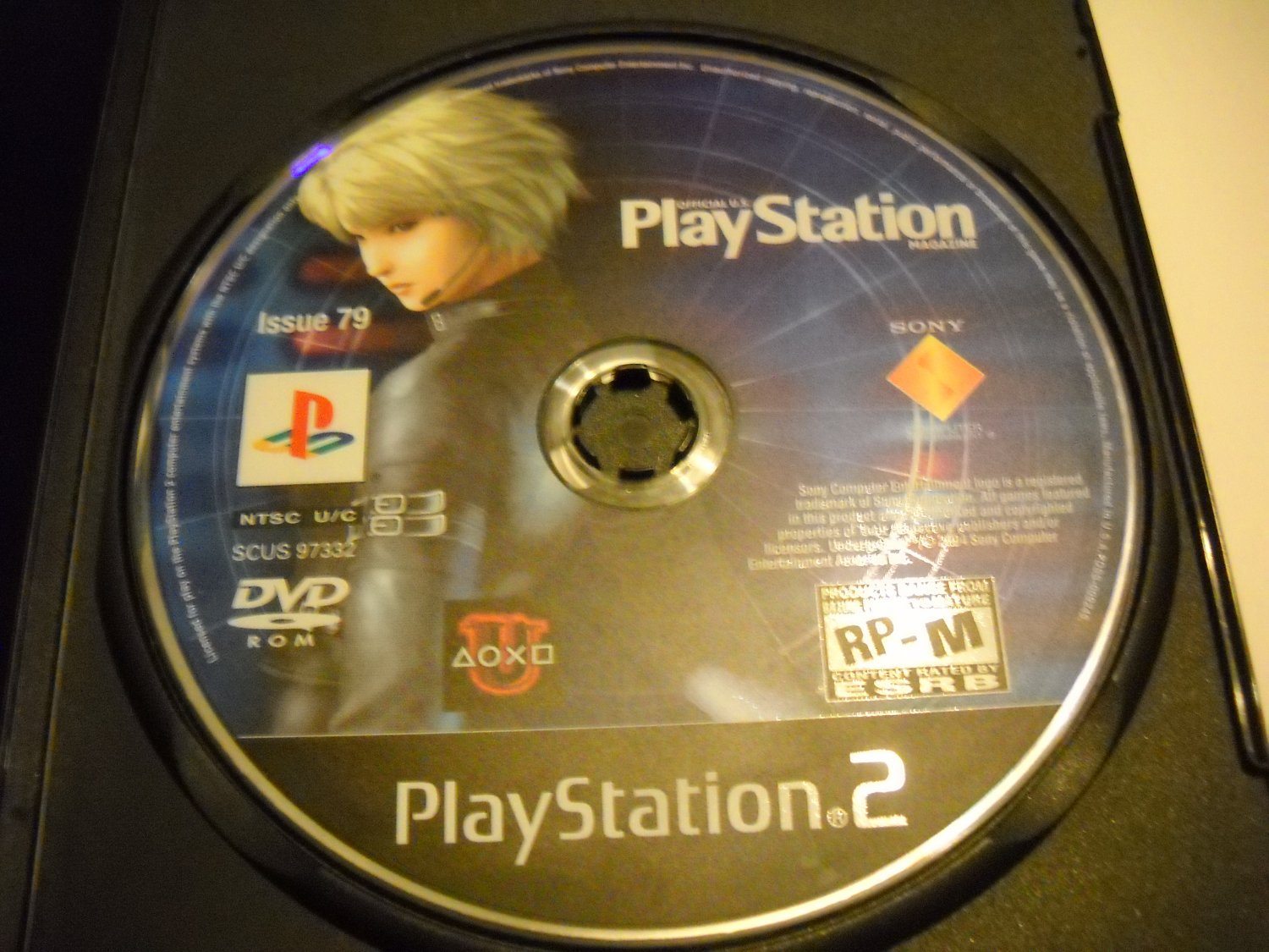 official u s  playstation magazine demo disc issue 79 ps2