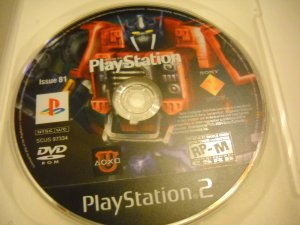Official U.S. Playstation Magazine Demo Disc Issue 81   Ps2