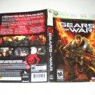 Artwork ONLY ~  Gears of War  - Xbox 360 Cover Art Insert