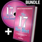 The 17 Day Diet Book & DVD Combo!