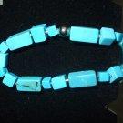 BlueTurquoise Stretch Bracelet