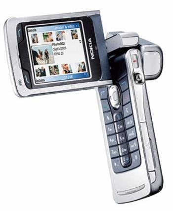 Nokia N90 Tri-Band GSM Camera Cell Phone (Unlocked)