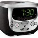 Philips CD AM/FM Clock Radio