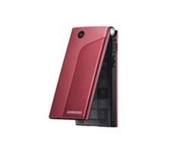 NEW Samsung X520 Wine Red Triband GSM Camera Phone UNLOCKED