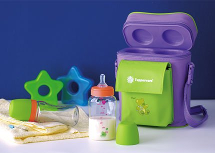 TIWI Baby Bottle & Warmer Set