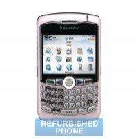BlackBerry 8320 Mobile Phone - Light Pink Unlocked Refurbished & original Phone