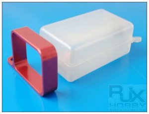 UP013A-R Header Tank with metal holder