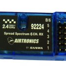 Airtronics RX600 6ch Air 2.4Ghz Mini Receiver - FHSS-1 Full Range