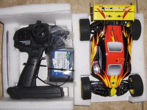 IRC RACING PHOTON V2 PRO Brushless 4WD w/ Side Winder ESC RTR