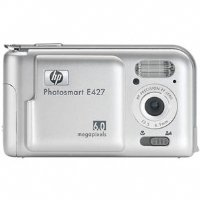 HP E427 6-megapixel Digital Camera