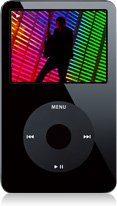 Apple Ipod 80GB Black