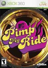 Pimp My Ride Xbox 360