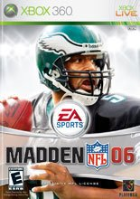 Madden NFL 2006 - Used