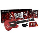 Guitar Hero II Bundle w/ Guitar Controller PS2