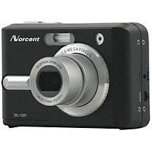 Norcent 10.1 MP DC-1020 Digital Camera