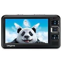 Creative Zen Vision W 60GB Portable Multimedia Player