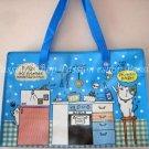 Cat Environmental Friendly Bag (Blue)