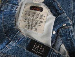 Buckle Brand Jeans Denims bkle jeanswear Sz 26 BKE 29