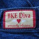 Buckle Brand Jeans Denims DIVA Park Ave Sz 28  BKE 53