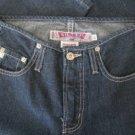 Silver Brand Jeans Denims Sz 27/31 BKE 39